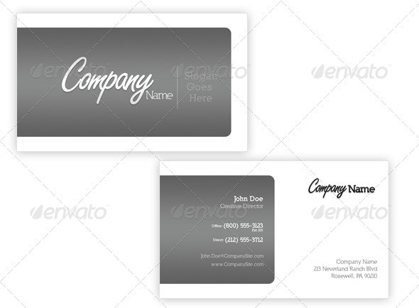 Simply Clean - Creative Business Cards