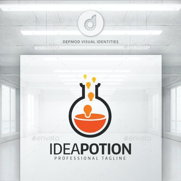 Idea Potion Logo