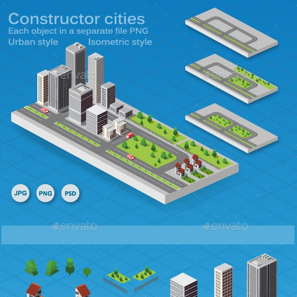 Constructor Cities
