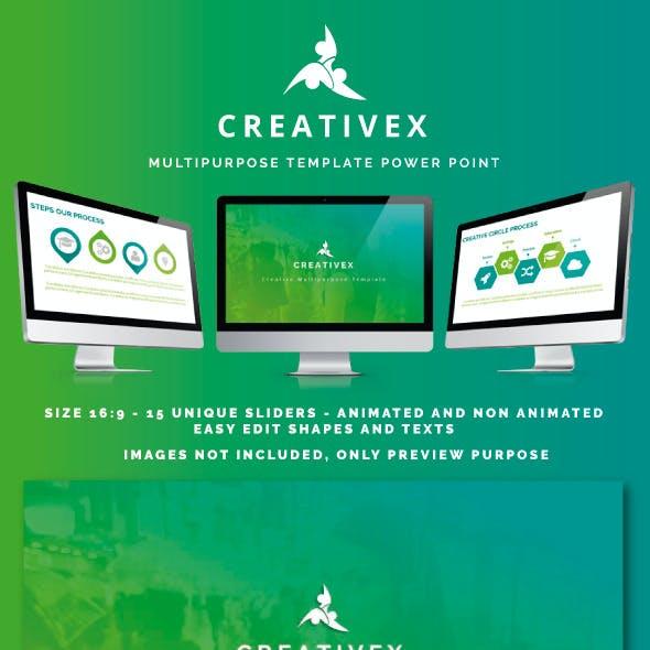 Creativex PowerPoint