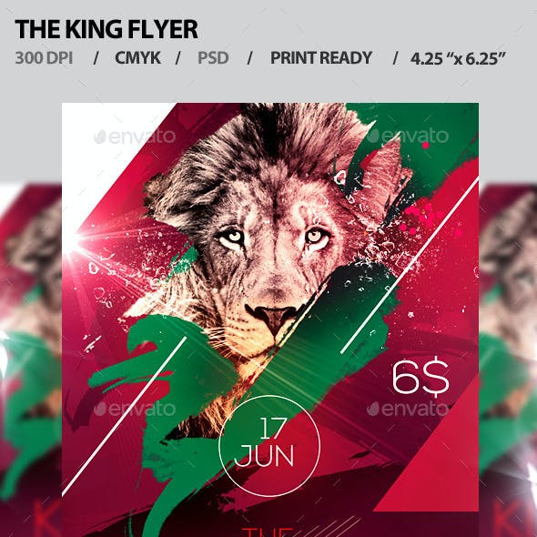 The King Flyer