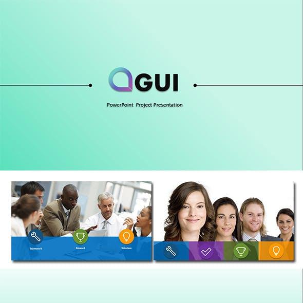 GUI Powerpoint Project Presentation