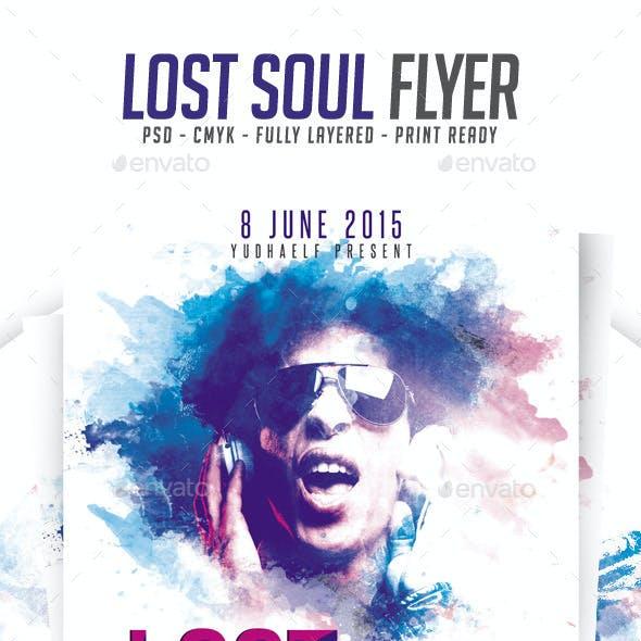 Lost Soul Flyer