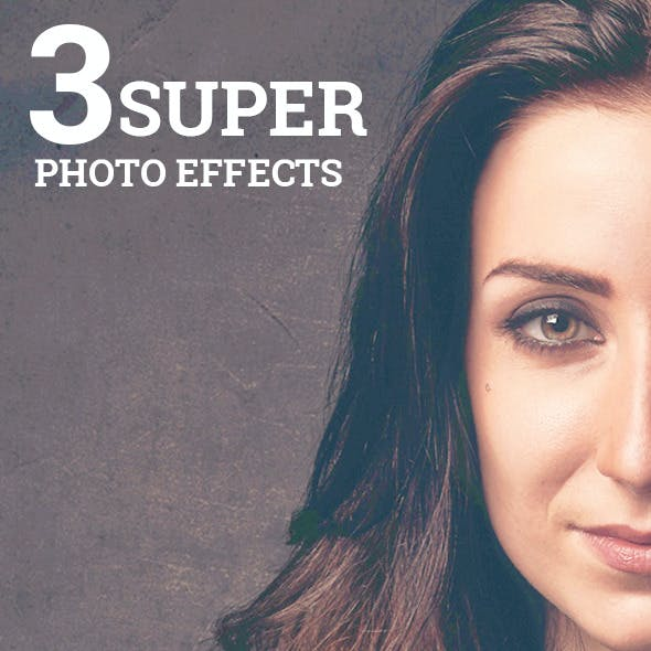3 Super Photo Effects