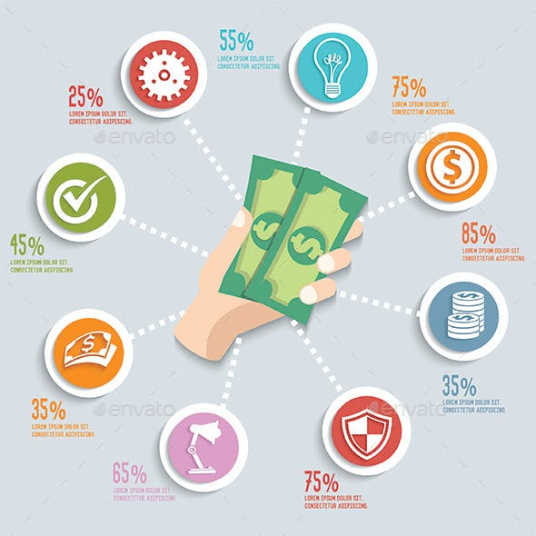 Finance Infographic Design