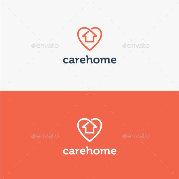Care Home - Logo Template