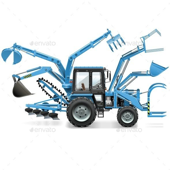 Multi Tractor