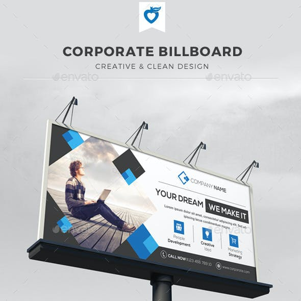 Corporate Billboard