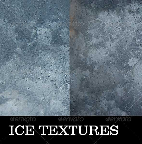 Ice - Nature Textures
