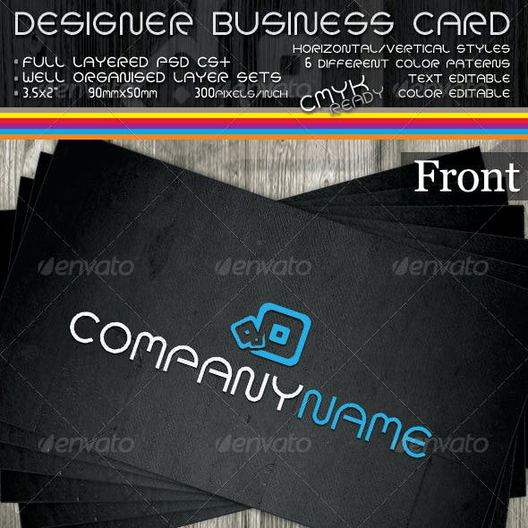 Designers Business Cards