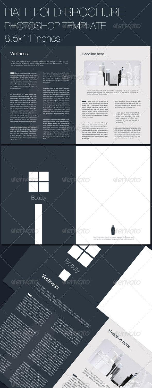 Half Fold Brochure - Corporate Brochures