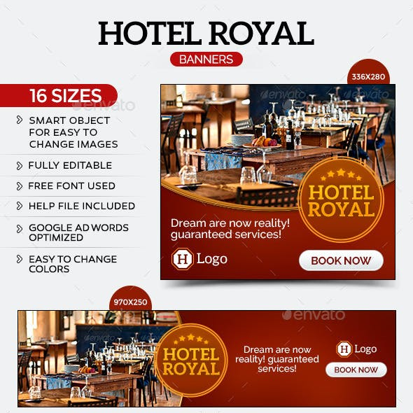 Hotel Banners