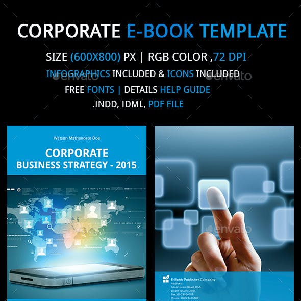 Corporate Strategy e(Book) Template