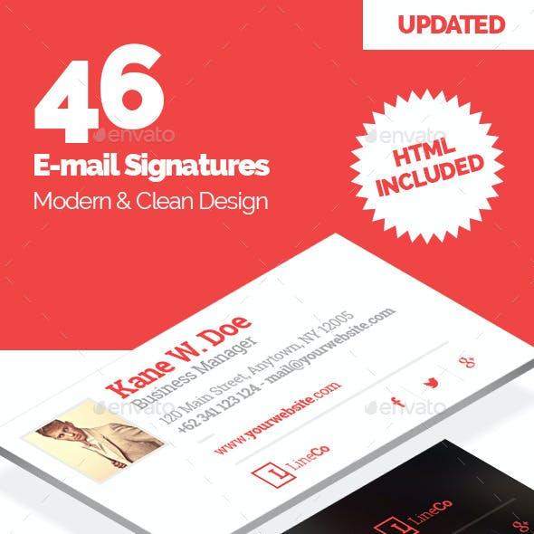46 Email Signature