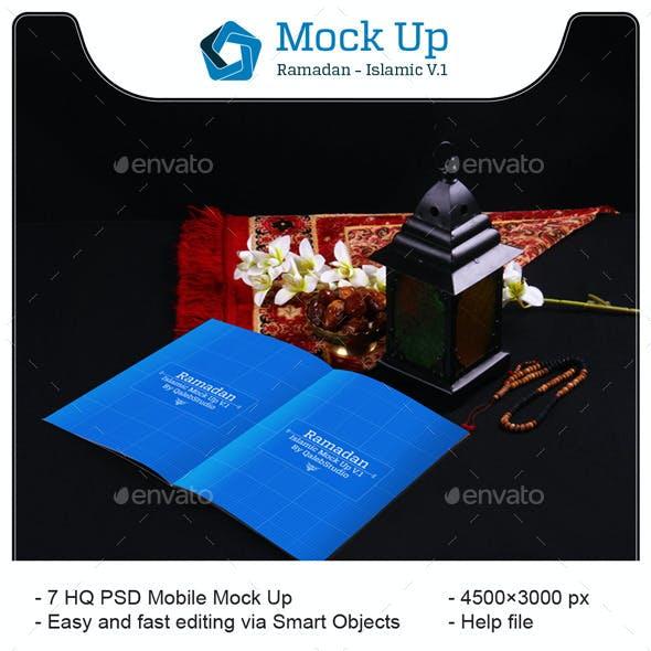 Ramadan - Islamic Mock Up V.1
