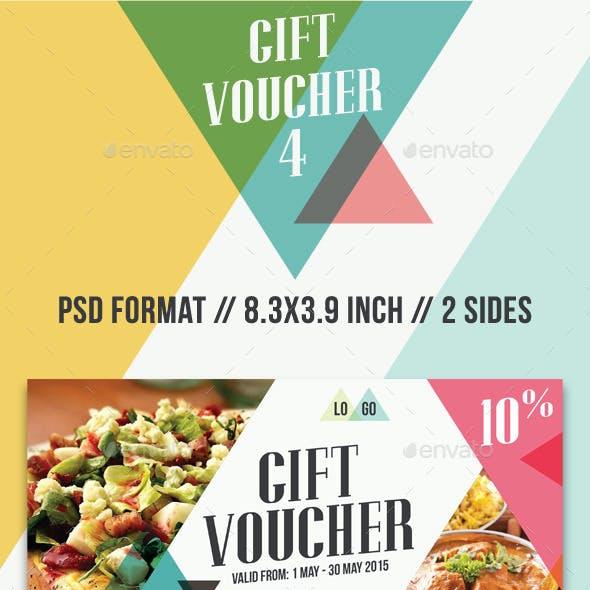 Gift Voucher - 4