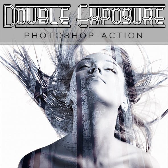 Double Exposure - PS Action