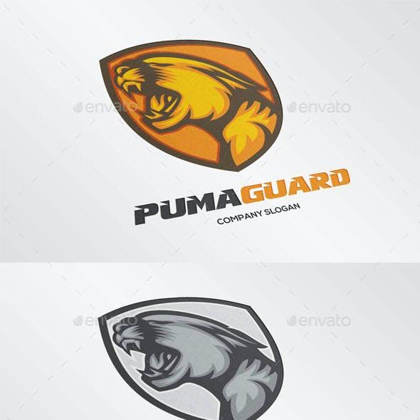 Puma Guard Logo Template