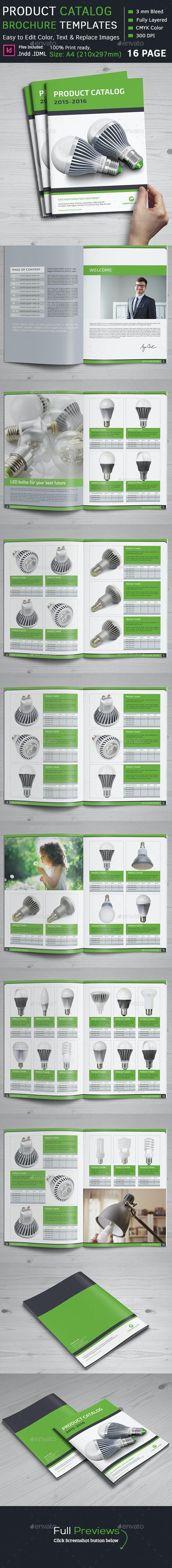 Product Catalog - Catalogs Brochures