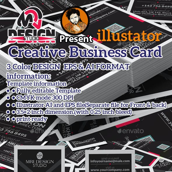 Simply Corporate Business Card