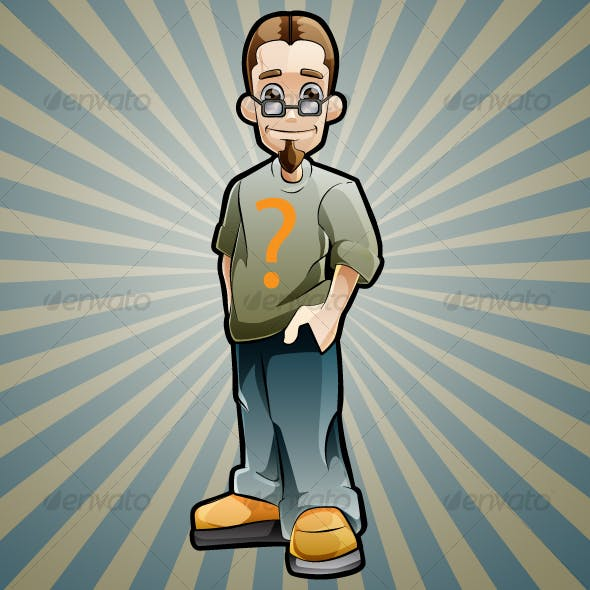 tech Guy mascot