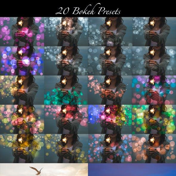 20 Bokeh Presets