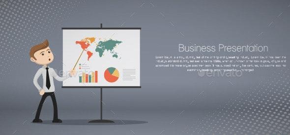 Business Presentation - Concepts Business