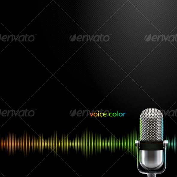 voice color