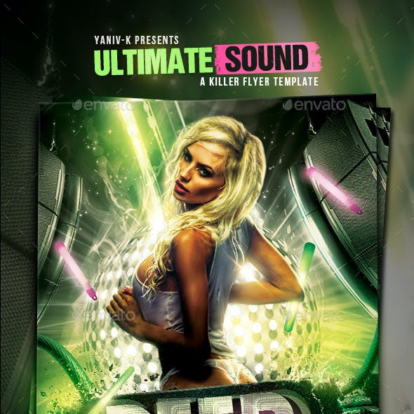 The Ultimate Sound Flyer
