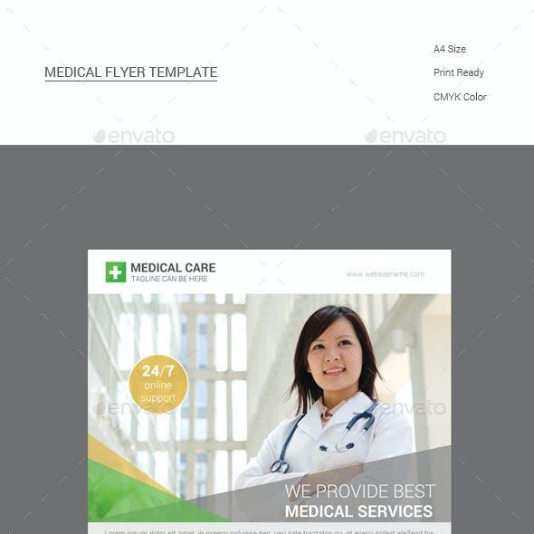 Medical Flyer V1