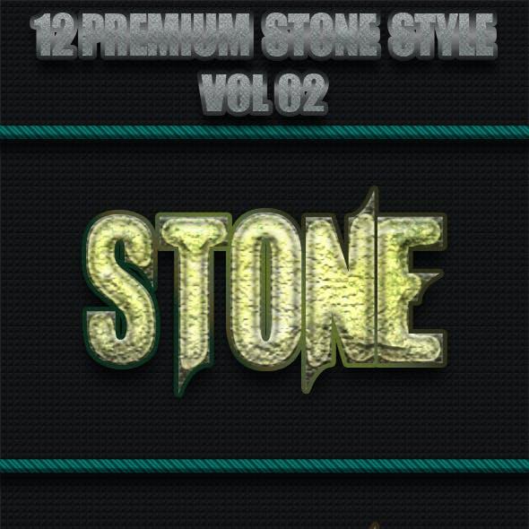 12 Premium Stone Styles Vol 2