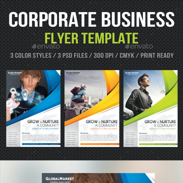Corporate Business Flyer 05