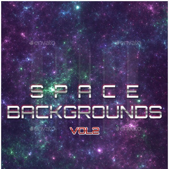 Space Backgrounds Vol2