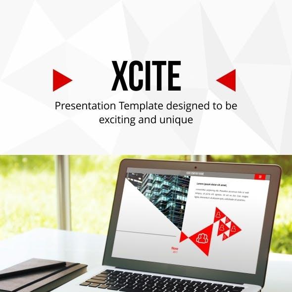Xcite - Presentation Template