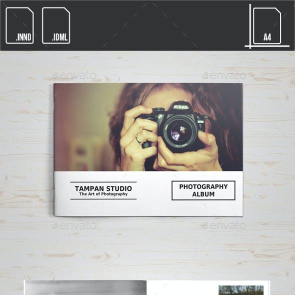 Black White Photography Portfolio