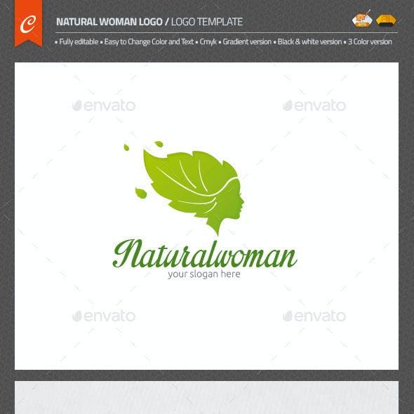 Natural Woman Logo