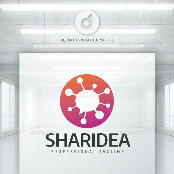 Sharidea Logo