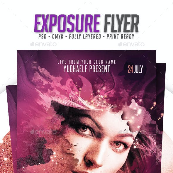 Exposure Flyer