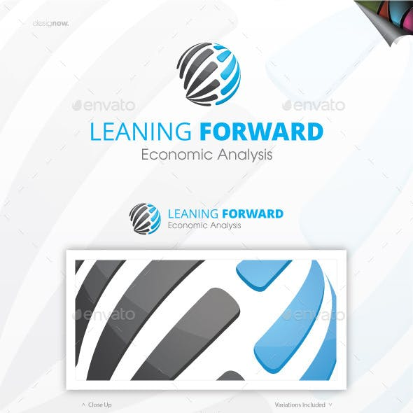 Leaning Forward Logo