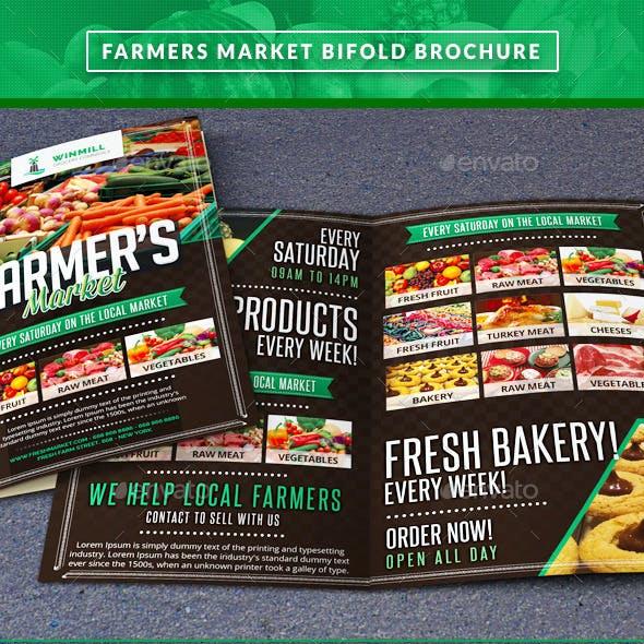 Farmer's Market Commerce Bifold
