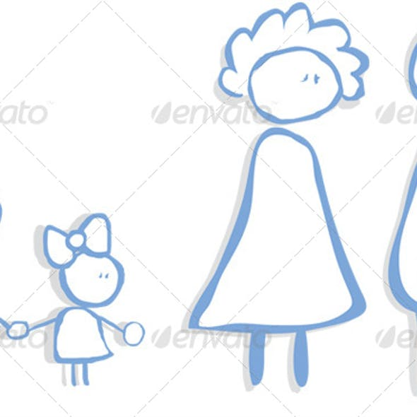 Child's Family