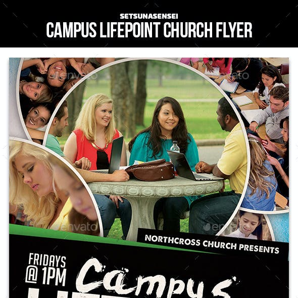 Campus Lifepoint Flyer