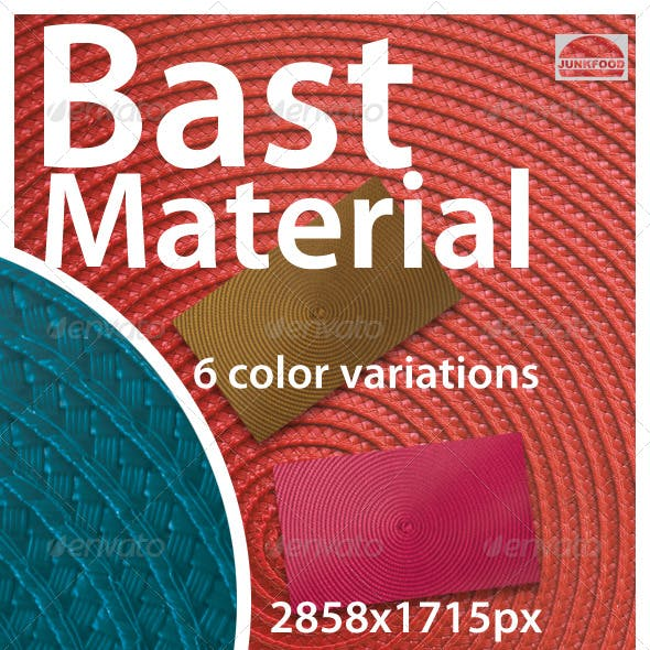 Bast Material Texture Background