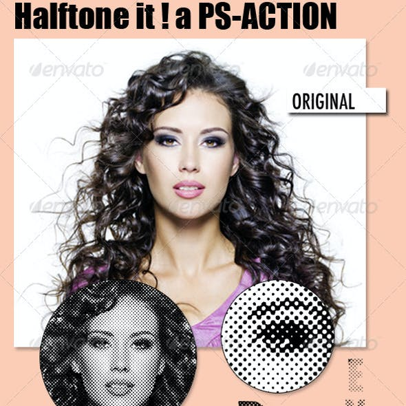 Halftone It!