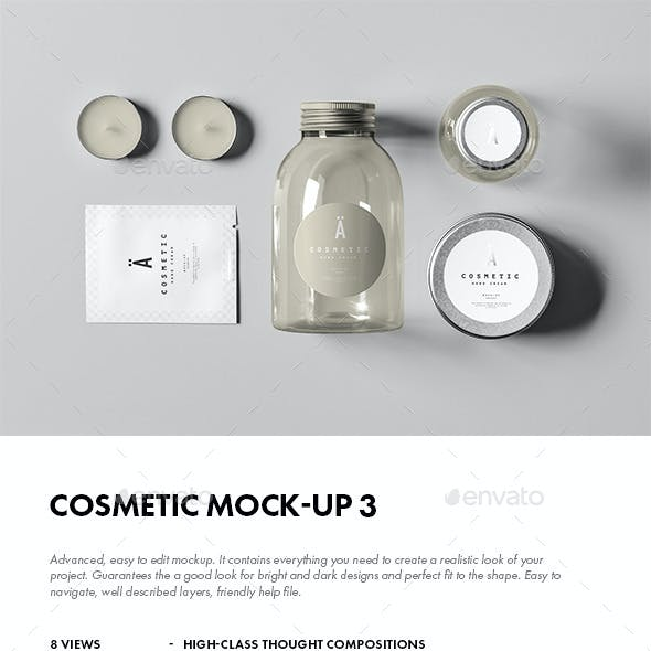 Cosmetic Mock-up 3