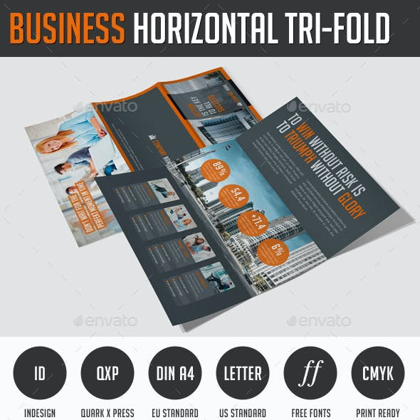 Business Horizontal Flyer