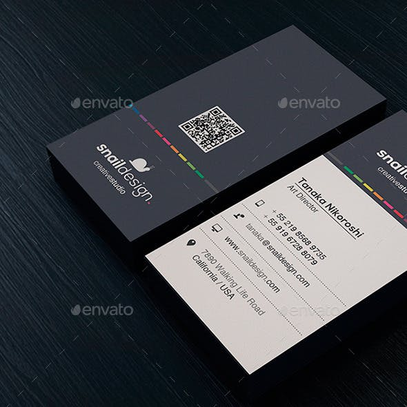 Business Card Vol. 02