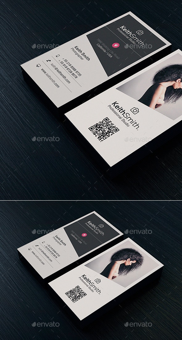 Business Card Vol. 08 - Industry Specific Business Cards