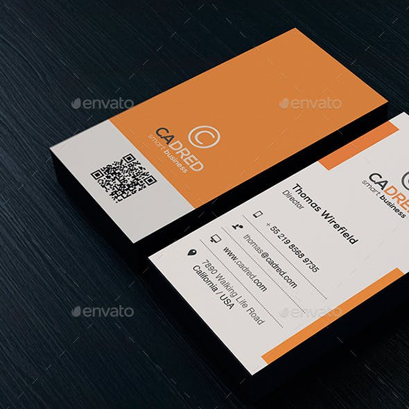 Business Card Vol. 12