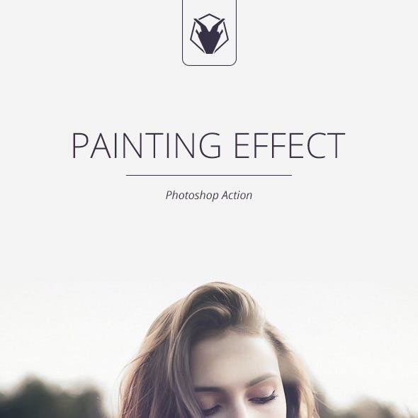 Painting Effect - Photoshop Action